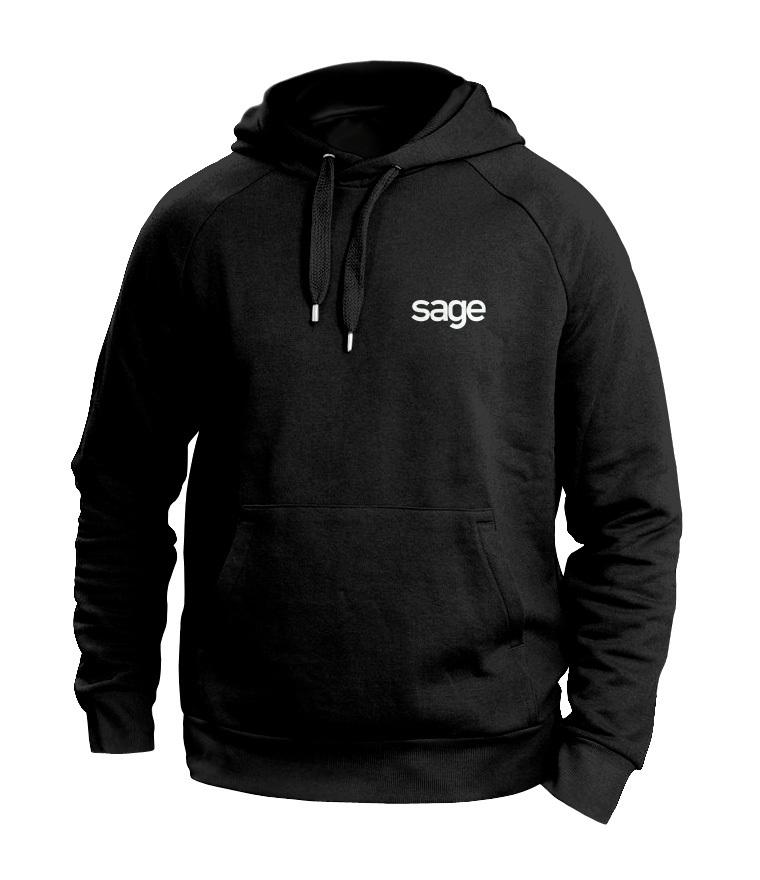 SAGE Hoody (Unisex) M1-SAGE 91922