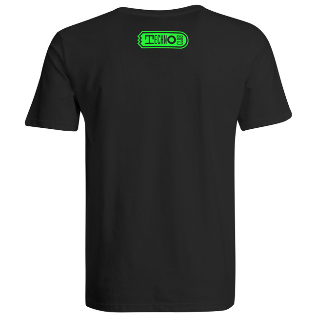 Black/Green (Back)