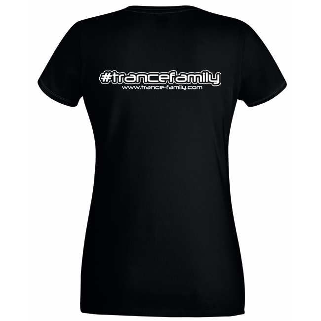 Addicted to Trance (#trancefamily T-Shirt Women)