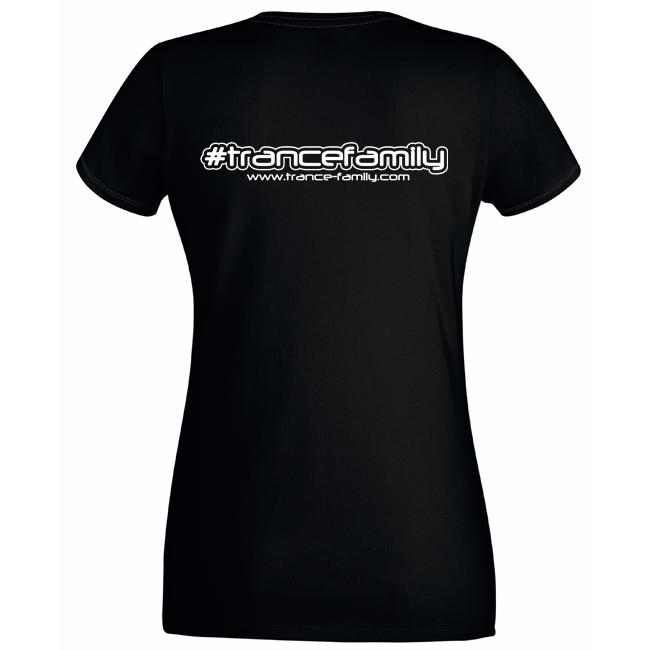 God is a DJ. (#trancefamily T-Shirt Women)