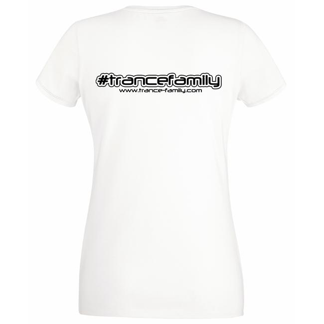 I love you but I've chosen Trance (#trancefamily T-Shirt Women)