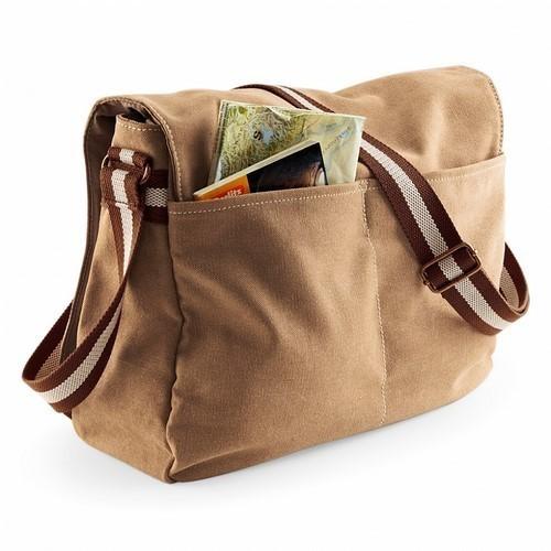 #trancefamily Premium Messengerbag (Vintage Design)