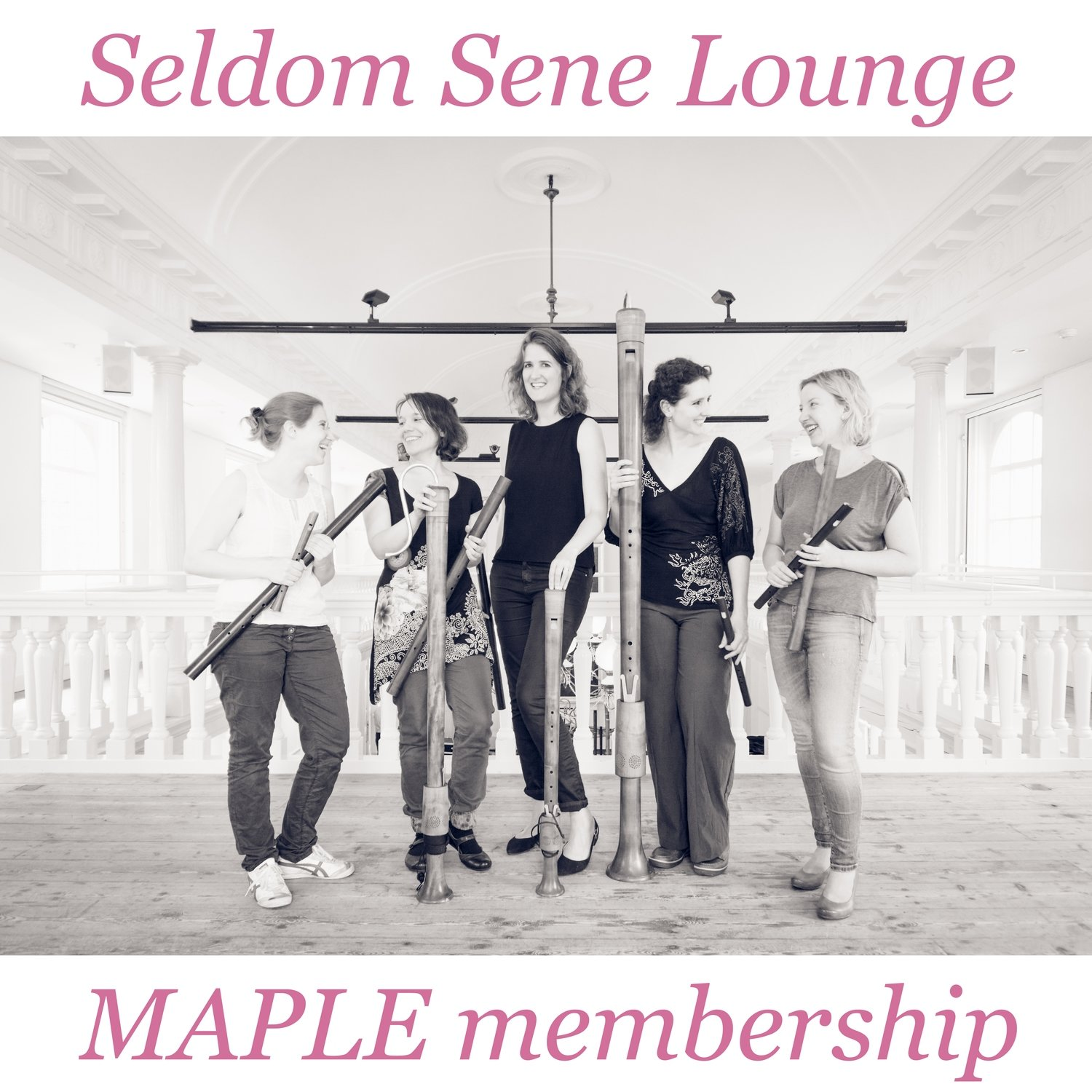 Seldom Sene Lounge MAPLE membership