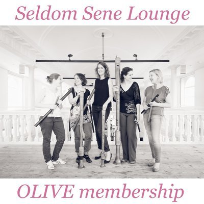 Seldom Sene Lounge OLIVE membership
