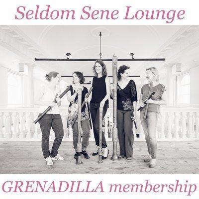 Seldom Sene Lounge GRENADILLA