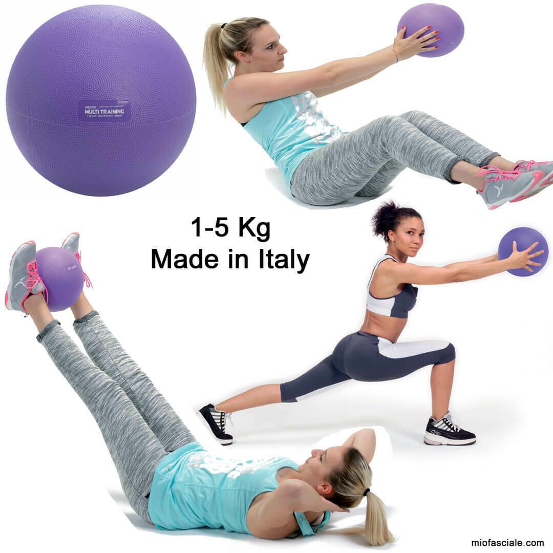 Palla Medica Riempibile 1-5 kg