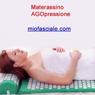 Materassino Agopressione