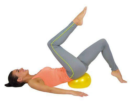 Palla Morbida Yoga Pilates