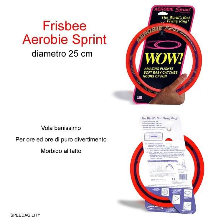 Frisbee Aerobie