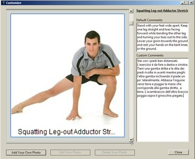 Stretching Software