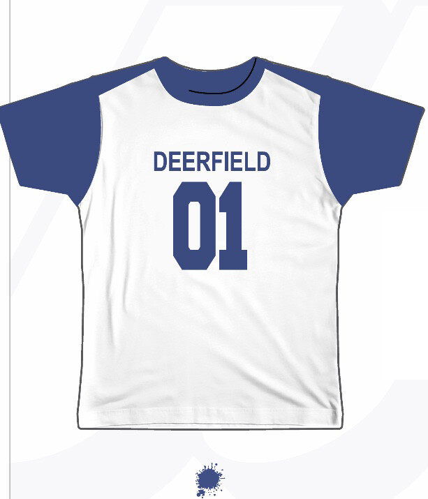Deerfield t-shirt -- Youth L