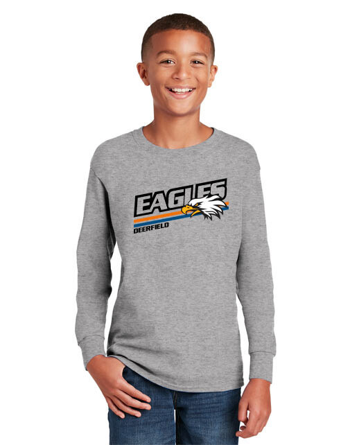Deerfield Long Sleeve t-shirt -- Youth