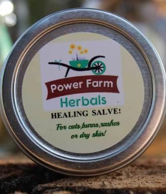 Healing Salve - 2oz
