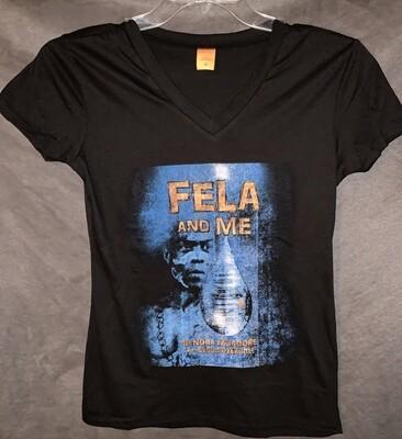 Female V-Neck T-Shirt