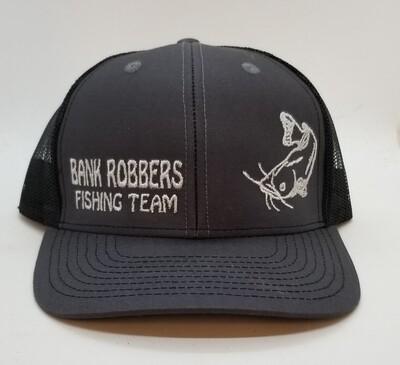 Catfish Offset Flex Fit Custom Hat - 68 Hat Colors Available!!!