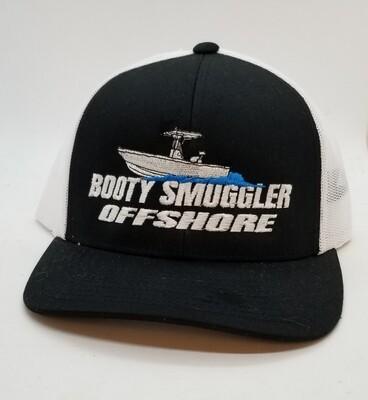 Center Console Boat Flex Fit Custom Hat - 68 Hat Colors Available
