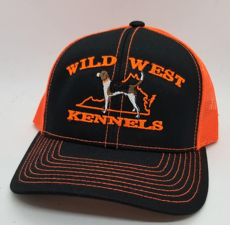 Benching Walker State - Adjustable Custom Hat