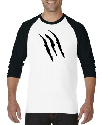 Unisex Raglan Cotton T-Shirt