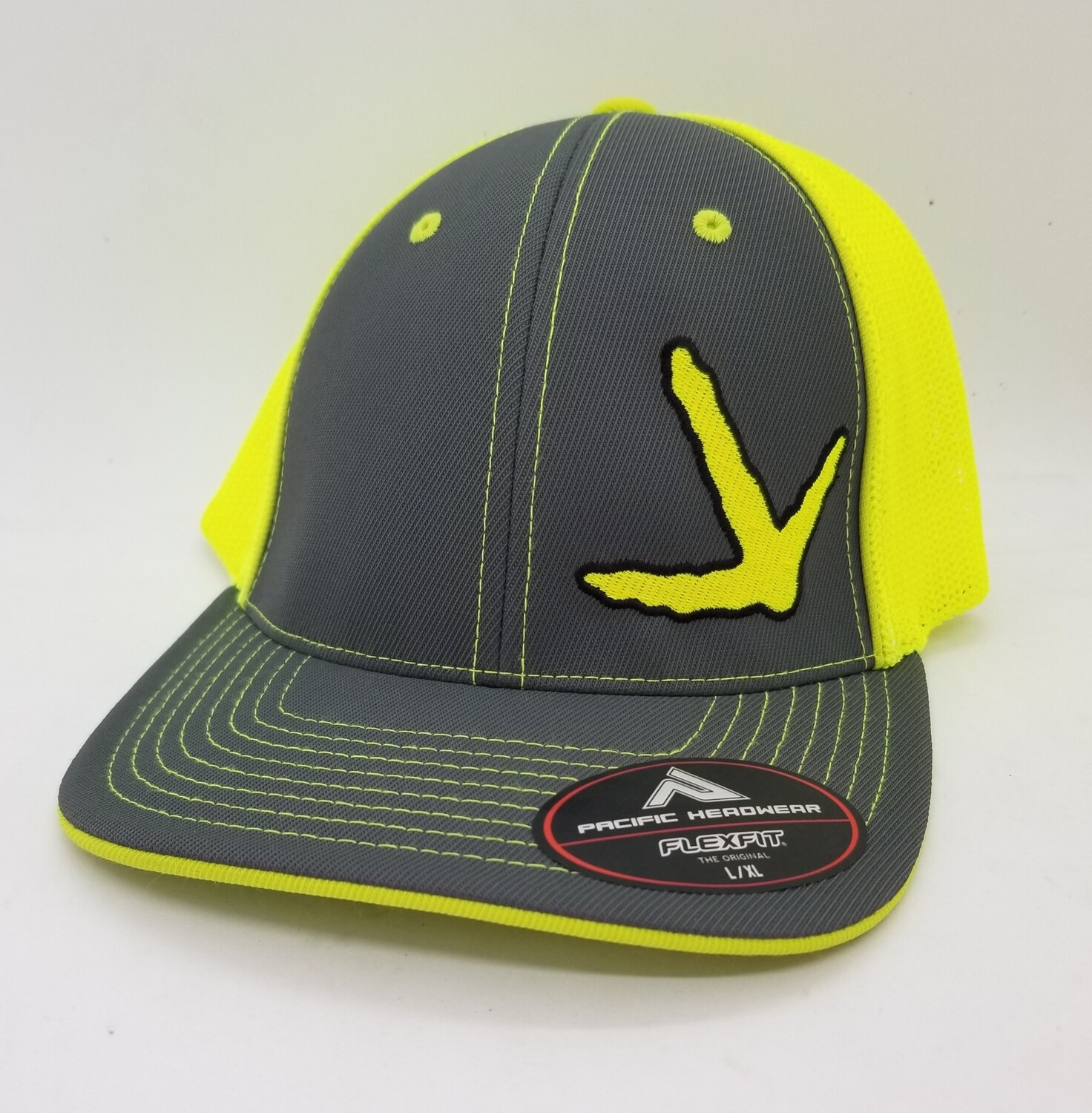 Offset Turkey Track Hat - 60 Hat Colors Available!!!