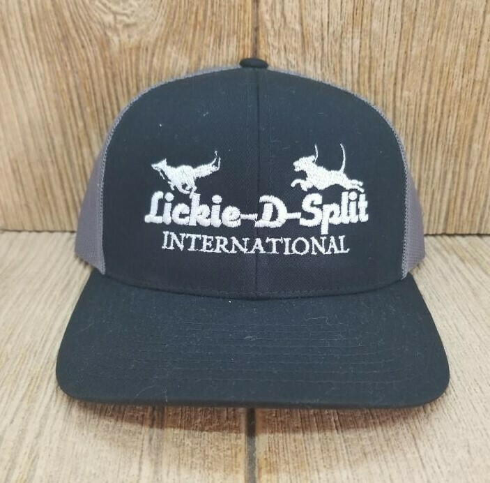 Lickie-D-Split International - Snap Back Hat - Many Hat Colors Available