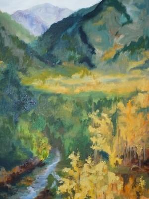 Colorado Color, Oil, 11x14