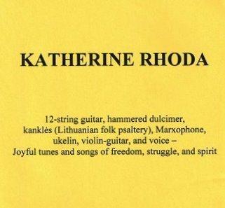 Katherine Rhoda CD