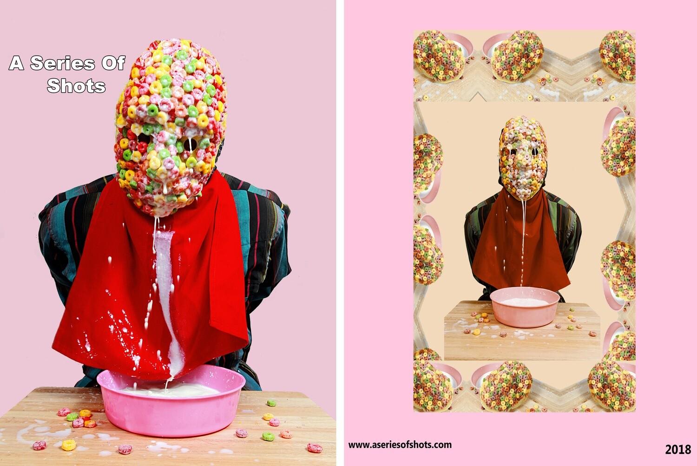"""Cereal Mask Vol. 1 """"Booklet"""""""