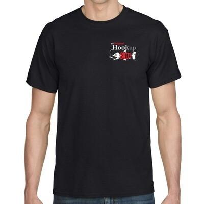 Hookup Baits Tshirt, Short Sleeve, Mens/Unisex