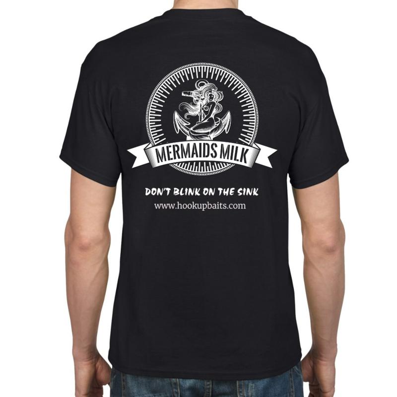 *NEW* Hookup Baits Mermaid's Milk Tshirt, Short Sleeve, Mens/Unisex