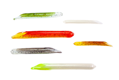 Hookup Baits Replacement Bodies - Small