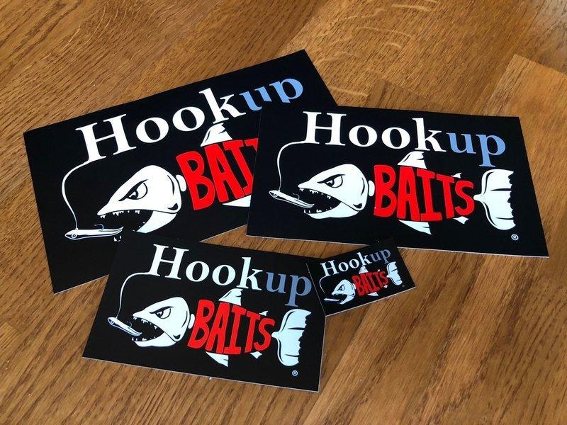 HUB Sticker Packet