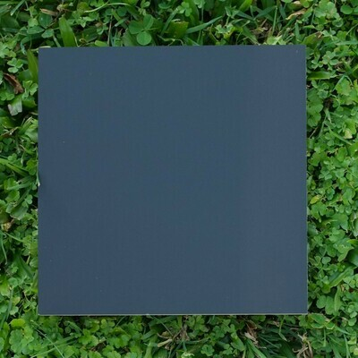 Black Laminated/Matte Laminated Plywood Sample