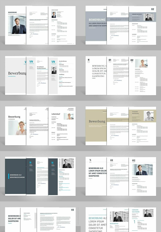 Alle 10 Google-Docs-Bewerbungsvorlage von Bewerbungsprofi.net inklusive Anleitungen