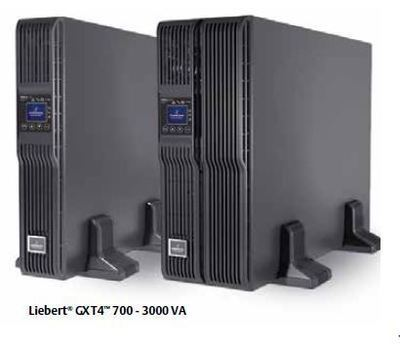 UPS Liebert GXT4 3000VA Rack/Tower