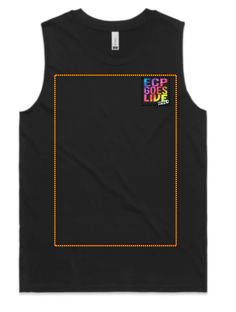 ECP Goes Live Womens Tank