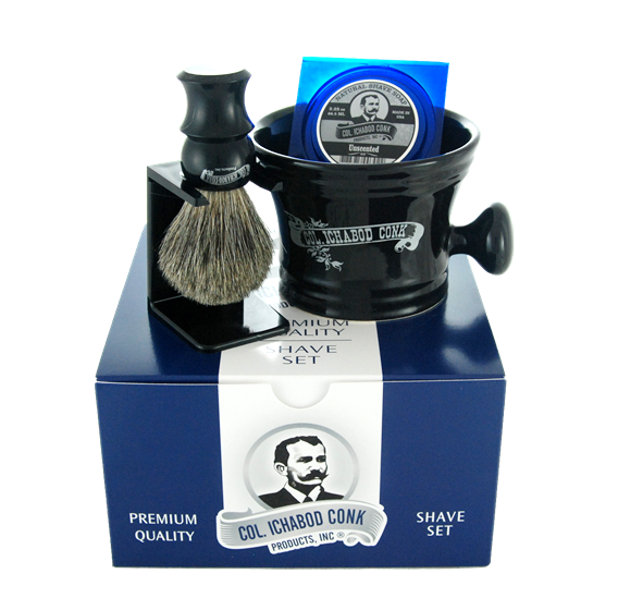 BLACK APOTHECARY SHAVE SET #293