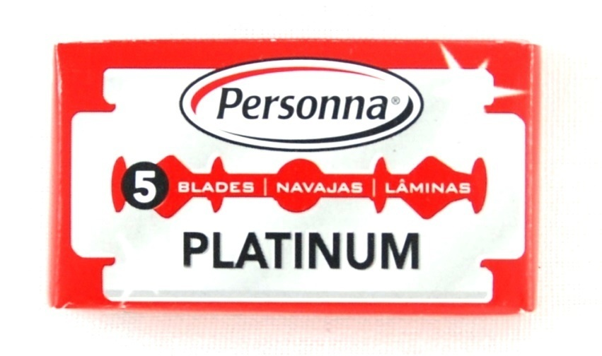 PERSONNA DOUBLE EDGE BLADES #268