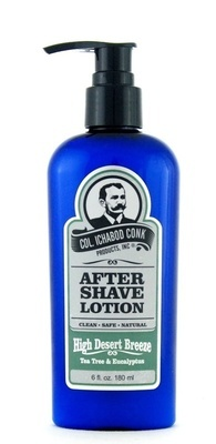 Natural After Shave Lotion - 5 Scents Available