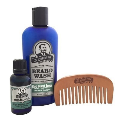 High Desert Breeze & Sm. Comb Beard Kit #4043