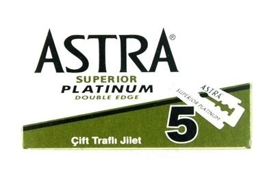 ASTRA PLATINUM BLADES #269