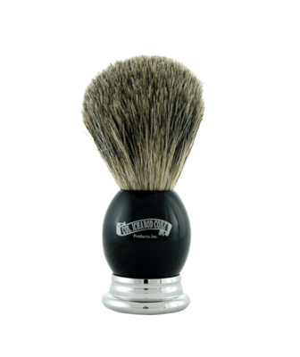 MIXED BADGER SHAVE BRUSH #1134
