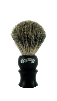 MIXED BADGER BLACK BRUSH #901