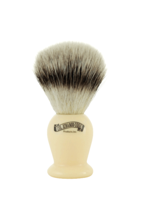 SYNTHETIC FAUX IVORY BRUSH #912