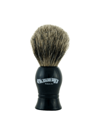 STANDARD PURE BADGER SHAVE BRUSH #1001