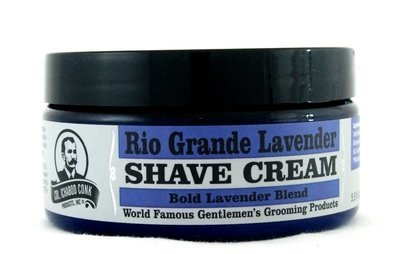 Natural Shave Cream - 5 Scents Available