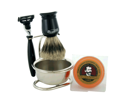 4PC. MACH 3 SHAVE SET #170