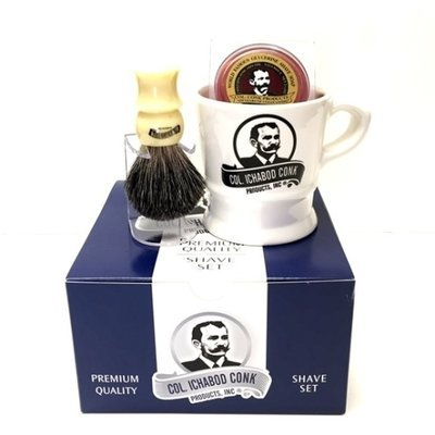 COLONEL CONK GIFT SET - no razor #221