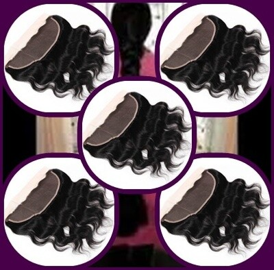 13X6 INDIAN HAIR FRONTAL