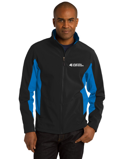 Port Authority® Core Colorblock Soft Shell Jacket