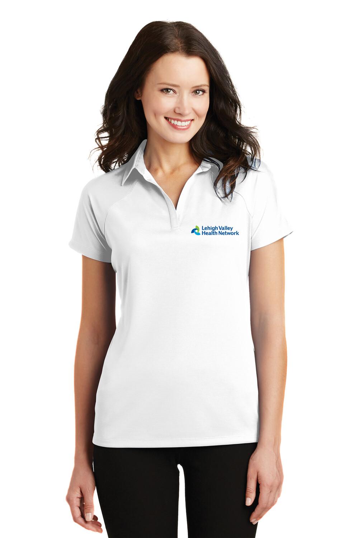 Port Authority® Ladies Crossover Raglan Polo